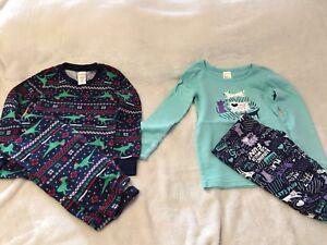 Girls size 6 pyjamas