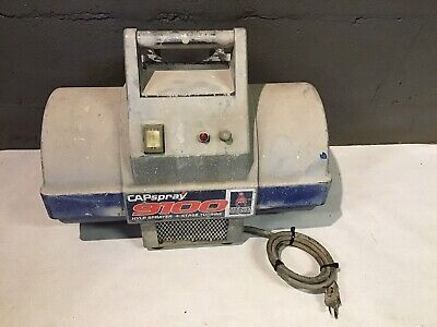 Sherwin Williams Capspray Cs9100 Hvlp Sprayer 4 Stage Turbine Only. Tested.