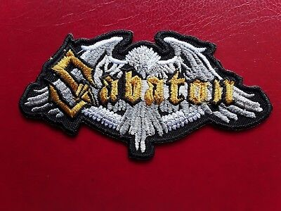 THIN LIZZY BRITISH 70s HEAVY METAL ROCK MUSIC BAND EMBROIDERED PATCH UK SELLER