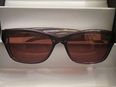 Sama Sunglasses, Chelsea Sun, Eggplant,  Sz, 50  NWT Retail $456