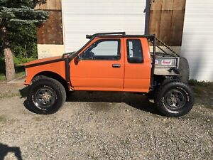 Ultimate SXS. 1993 Toyota Truggy Truckster Buggy