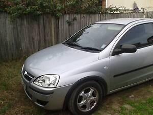 Holden Barina Hatchback Haberfield Ashfield Area Preview