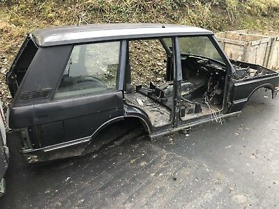 Range rover classic Body Shell Ok Condition 👍 Good Very Good For Year.