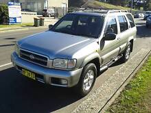 2000 Nissan Pathfinder Wagon Ryde Ryde Area Preview