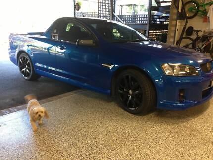 2008 Holden VE Ute Voodoo Blue Plenty of Extras. Mount Eliza Mornington Peninsula Preview