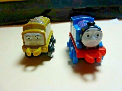 Thomas & Friends 2014 Thomas Locomotive & Diesel 10 Trackmaster Limited