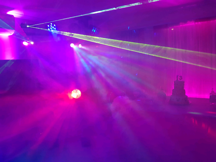 Party Lights And Sounds