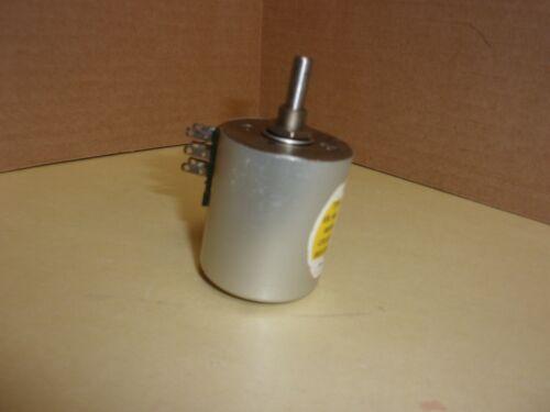 Tech lab Inc Chromatograph Attenuator Type 600 Imped 1280 , Used