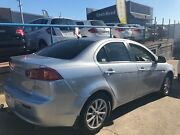 2008 Mitsubishi Lancer Auto(1 year free warranty) Moorooka Brisbane South West Preview