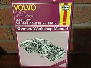 Volvo workshop  Manual Ballarat Central Ballarat City Preview