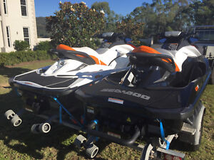 Sea Doo jet skis