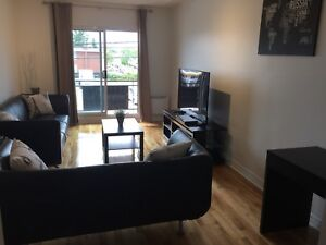 Bright and spacious 3 bedroom apartment fully furnished