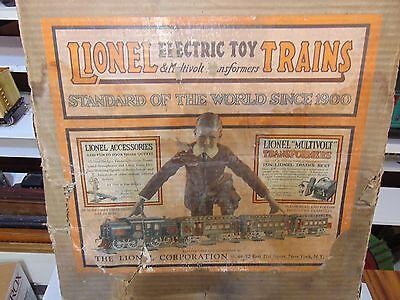 Lionel original prewar rare set #44 with set box in excellent condition