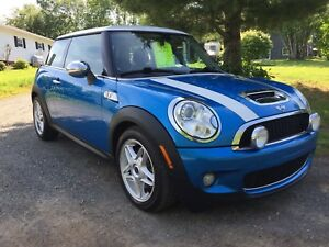 2007 Mini Cooper S Turbo SHOWROOM CONDITION
