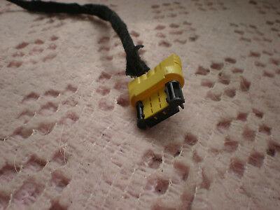 car wire repair socket plug connector  VOLVO V40 1.9 diesel near rear O/S seat