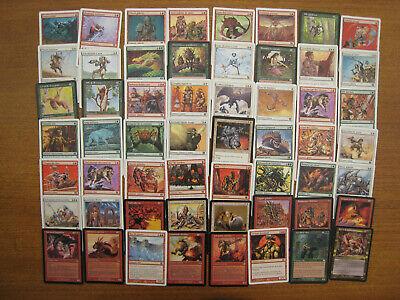 lot de 56 cartes Magic