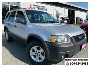 2006 Ford Escape XLT; Local BC vehicle!