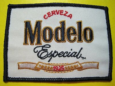 BEER PATCH MODELO CERVEZA MODELO ESPECIAL BEER PATCH LOOK AND BUY NOW MAN (Modelo Now)