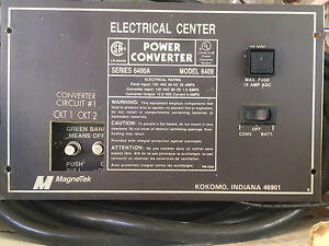Electrical power converter