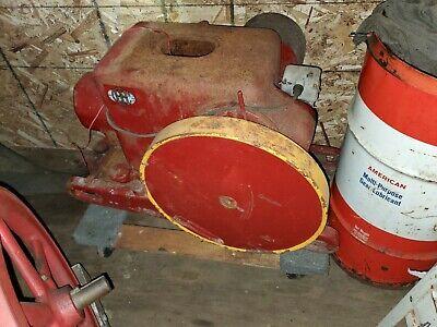 International Antique Gas Engine Hit Miss Engine 3.5 Hp