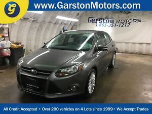2012 Ford Focus TITANIUM*NAVIGATION*POWER SUNROOF*LEATHER*HEATED