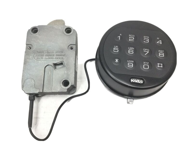 Lagard 4200 High Security Electronic Combination Keypad Kaba 4715BK Lock