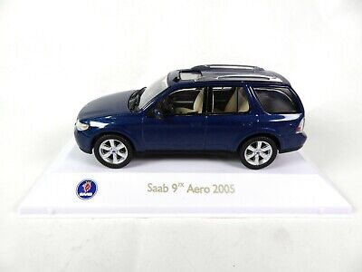 Saab 97 X 2005 - 1:43 Editions Atlas Diecast Model Car S028 for sale  Shipping to Canada