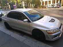 2001 Mitsubishi Lancer Evo 7 cheapest on here Pyrmont Inner Sydney Preview