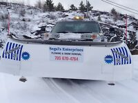 Commercial or Residential Snowplowing & Snow Removal