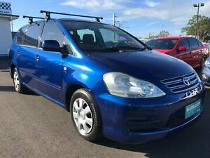 2005 Toyota GLX Avensis 7 Seater Bundaberg Central Bundaberg City Preview
