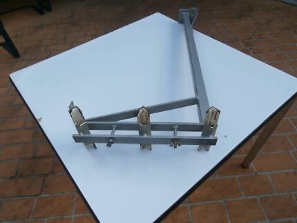 Bike Rack Tow Bar mount