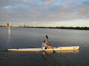 Fenn Mako 6 surfski package (including paddle) Como South Perth Area Preview