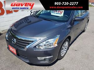 2013 Nissan Altima 2.5 MP3 INPUT, CD PLAYER, POWER WINDOWS