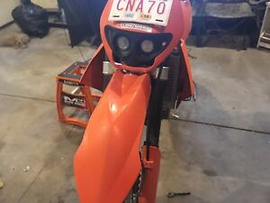 Wanting to trade for a 450 4 stroke  Yamaha or KTM