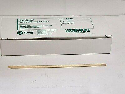 PURITAN  Cuticle/Orange Stick, 7
