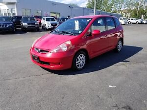 2008 Honda FIT 5-Speed AT