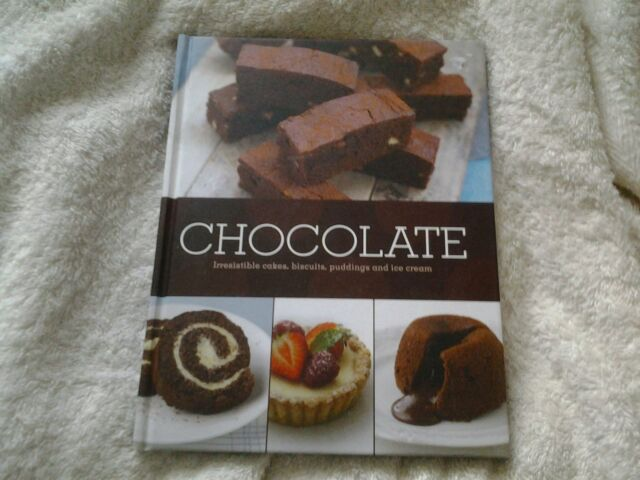 H/B  2013  Chocolate, irresistible cakes, biscuits,puddings & Ice cream