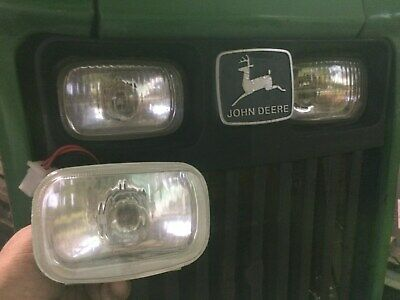 Aftermarket Replacement For John Deere 650 750 Ch18025 Headlight. New