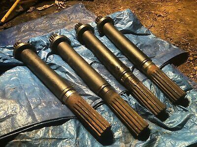 Ih International 300 Utility Rear Axle And Bearing