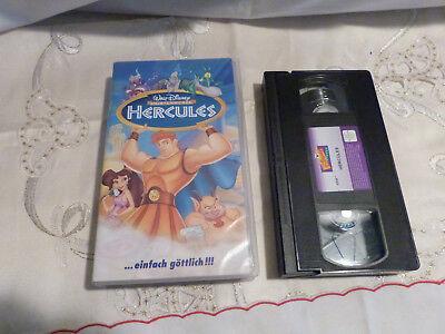 Walt Disney's Meisterwerk Hercules einfach göttlich / VHS / Rarität / Sammlerobj