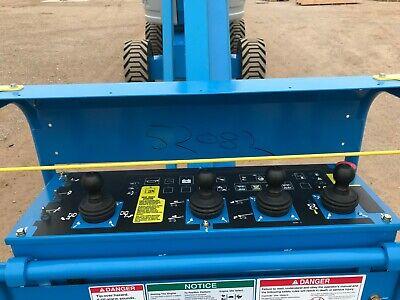 Genie 82281 82281gt - New Genie Z80 Control Box Overlay Decal