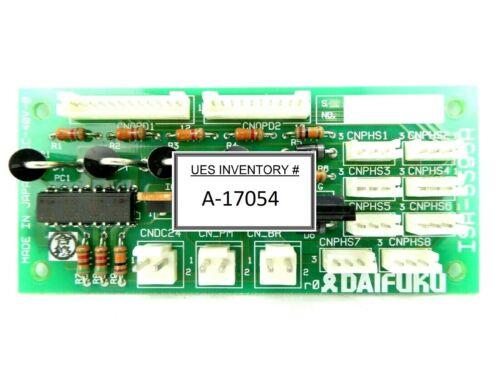 Daifuku ISA-3393A Connector Interface Board PCB Working Spare