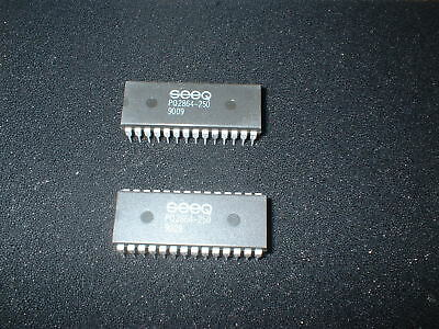 Lot 2pcs Pq2864-250 8kx8 Eeprom 5v 250ns Pdip28 Ic Usa Fast Seller Box72