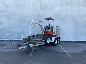 post hole digger hydraulic   Gumtree Australia Free Local Classifieds