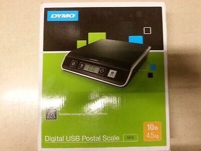 Dymo M10 Digital Usb Postal Scale - 10lb Capacity 4.5kg