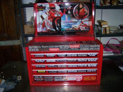 SNAP-ON # KRA3059apfj Top Chest 6 Drawer Canada Tool Box 5 drawer angelle savole