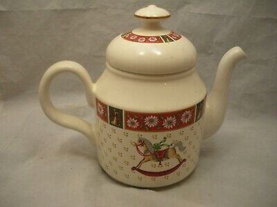 CHARLTON HALL BY KOBE JAPAN TEAPOT 8 -