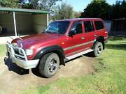 1994 Toyota Landcruiser 80 Series 5 Speed Manual EFI Wagon 4.5L Bunbury Bunbury Area Preview