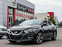 2016 Nissan Maxima SL Navi Leather Sunroof  FREE Delivery