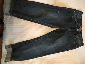 Jeans 3/4 jamais porter